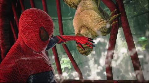 The Amazing Spider-Man - Trailer (Launch)