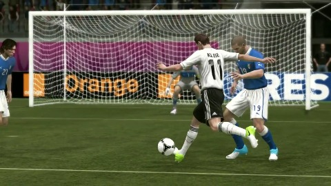 Fifa 12 - Deutschland vs. Italien (EM 2012)
