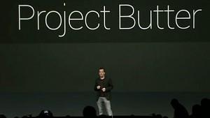 Google IO 2012 - Project Butter wird vorgestellt