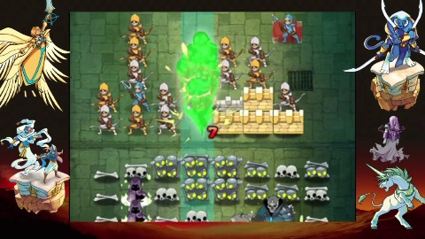 Might and Magic Clash of Heroes - Trailer (Android, iOS)