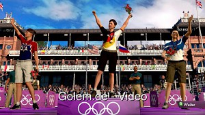 London 2012 Olympische Spiele - Gameplay