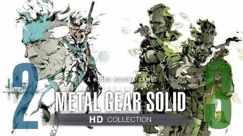 Metal Gear Solid HD Collection für Vita - Trailer