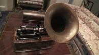 Software macht 120 Jahre alte Schallplatte hörbar