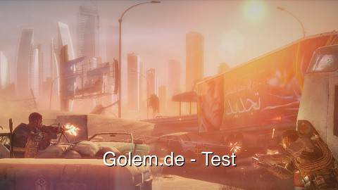 Spec Ops The Line - Test