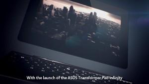 Asus Transformer Pad Infinity - Herstellervideo