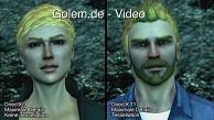 The Secret World - Grafikvergleich (DX9 vs DX11)