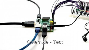 Raspberry Pi - Test