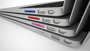 Nifty Mini Drive als MicroSD-Schublade für Macbooks