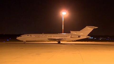 Solar Impulse startet nach Madrid