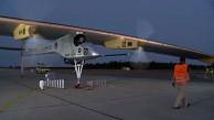 Solar Impulse - Vorbereitung des Flugs nach Madrid