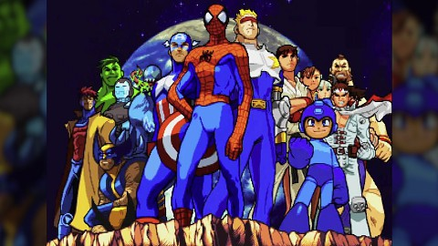 Marvel vs. Capcom Origins - Trailer (Debut)