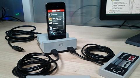 Gamedock - iPhone als Spielkonsole nutzen
