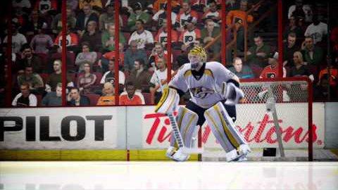 NHL 13 - Trailer (Goalie)