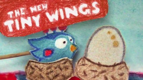 Tiny Wings 2 - Teaser (iOS)