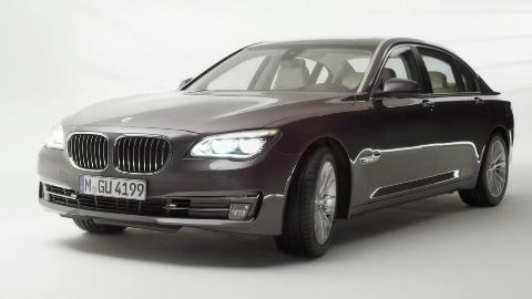 Der neue 7er BMW mit Connected Drive