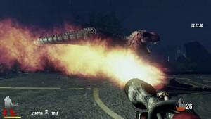 Primal Carnage mit DX11 - Trailer (Flammenwerfer)
