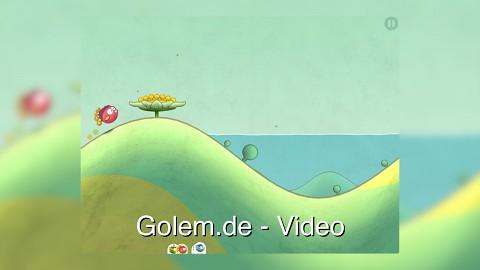 Tiny Wings HD 2.0 angespielt