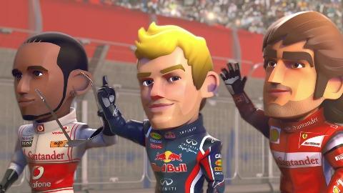 F1 Race Stars - Trailer