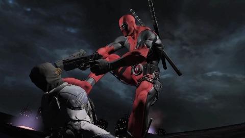 Deadpool - Teaser (Debut)