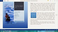 Microsoft Office Preview - Reading Mode in Word