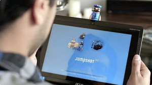 Jumpshot - Herstellervideo (Kickstarter)
