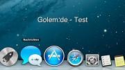 Mac OS X Mountain Lion - Test