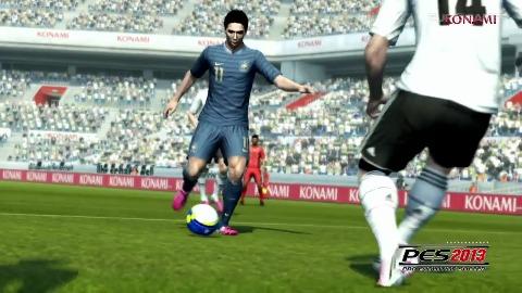 Pro Evolution Soccer 2013 - Traumtore der EM 2012