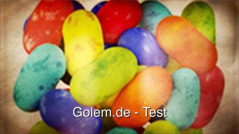Android 4.1 alias Jelly Bean - Test