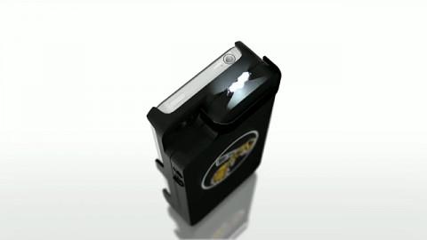 Yellow Jacket macht das iPhone zum Elektroschocker