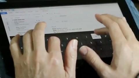 Office Next - Typing und weitere Funktionen