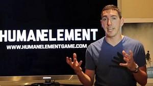 Robert Bowling über das Ouya-Spiel Human Element