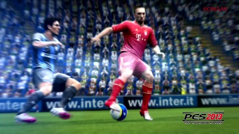 Pro Evolution Soccer 2013 - Trailer (Player-ID)