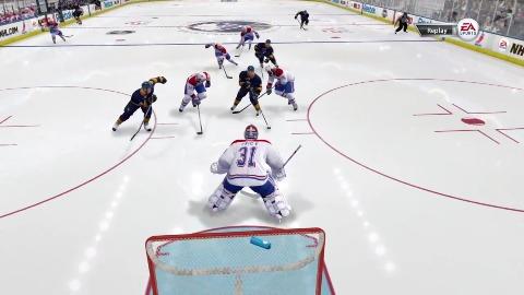 NHL 13 - Trailer (Gameplay)