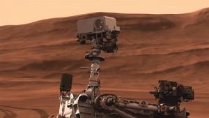 Curiosity sucht nach Spuren von Leben auf dem Mars