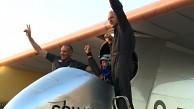 Solar Impulse landet in der Schweiz