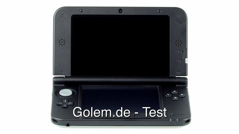 Nintendo 3DS XL - Test