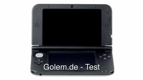 Nintendo 3DS XL - Test