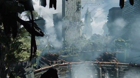 Crysis 3 - 8 Min. Gameplay-Demo (E3 2012)
