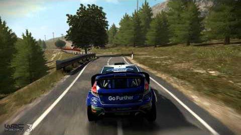 WRC 3 - Gameplay (Spain)