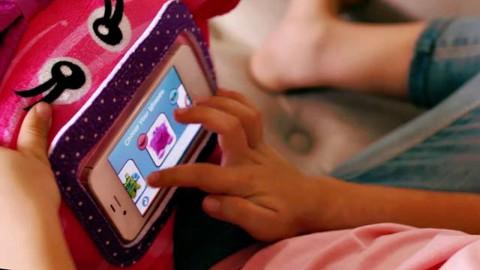 Wisepet - ipad- und iPhone-Kuscheltier