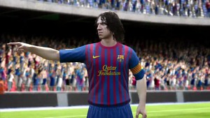 Fifa 13 mit Kinect