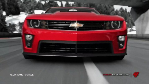 Forza Motorsport 4 - Trailer (August Playseat Car Pack)