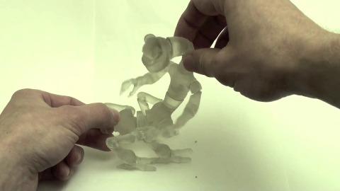 Virtuelle Designs ausdrucken