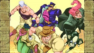 Jojo's Bizarre Adventure HD - Trailer (Debut)
