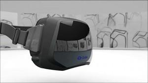 Oculus Rift - Virtual Reality Brille (Kickstarter)