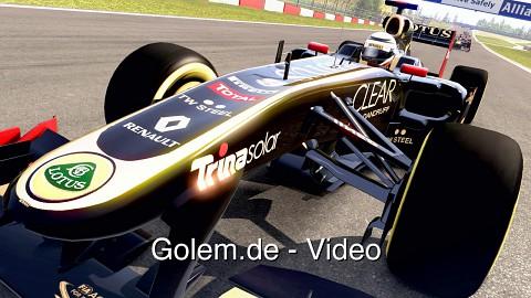 Saison-2012-Mod für F1 2011 ausprobiert