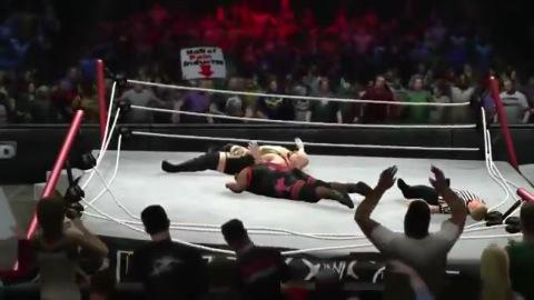 WWE 13 - Trailer (Neuerungen)