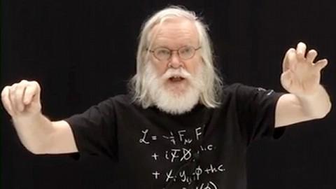 John Ellis vom Cern erklärt das Higgs-Boson