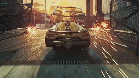 Need for Speed Most Wanted - Trailer (Gameplay)