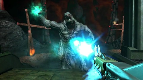 Doom 3 BFG Edition - Trailer (Lost Missions)